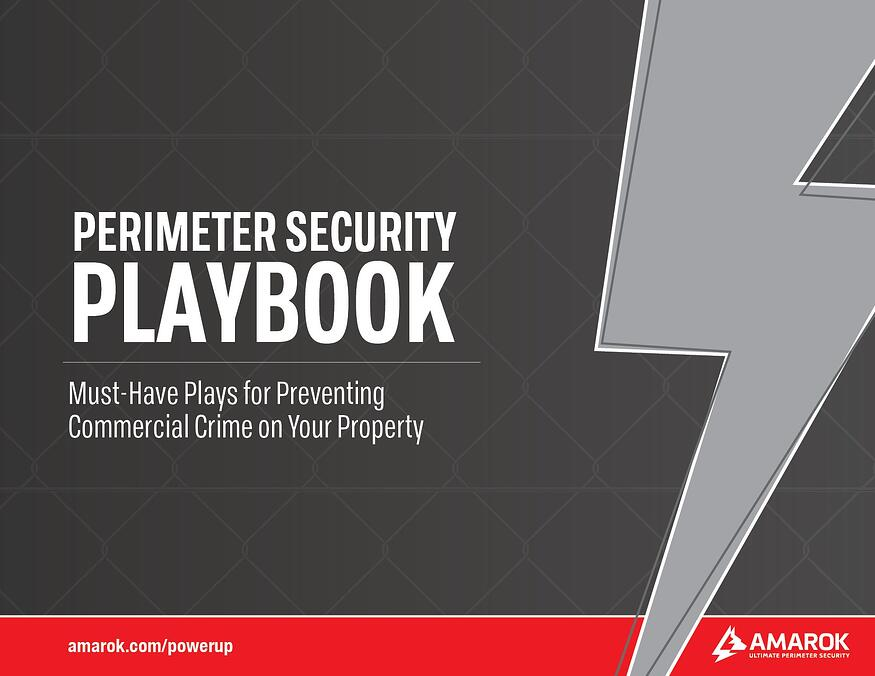 Download the playbook to perimeter security