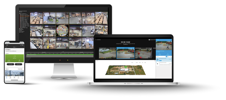 remove video and surveillance monitoring-options