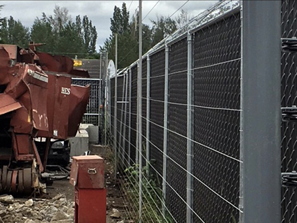 Sutter Metals Wire Run and Fencing
