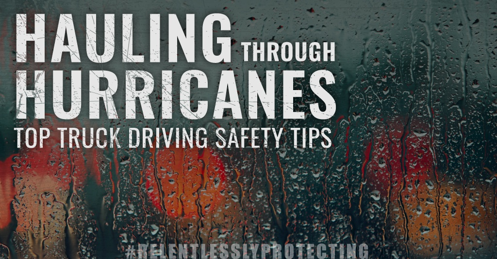 Hurricane Driving Safety Tips
