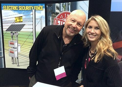 Security Expert J.J. Coughlin with Shara Turley-EGD