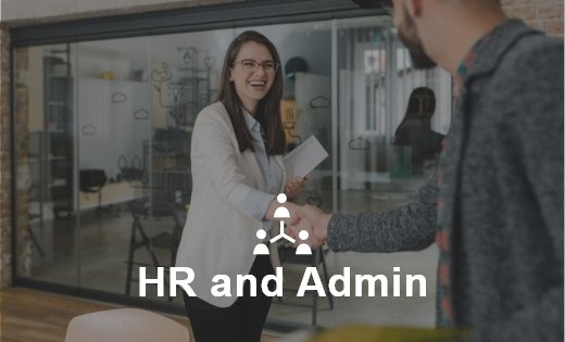 HR and Admin