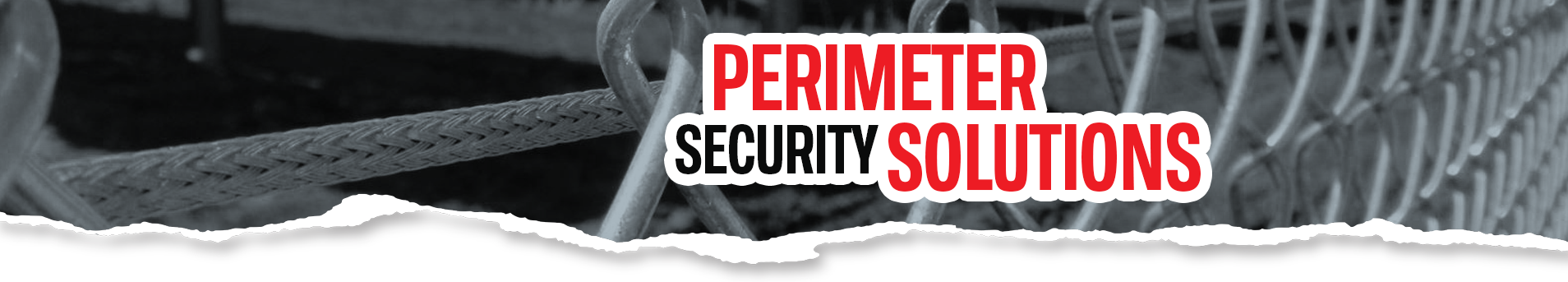 AMAROK Perimeter Protection Solutions