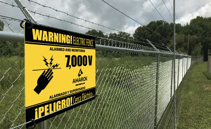 The Electric Guard Dog Fence