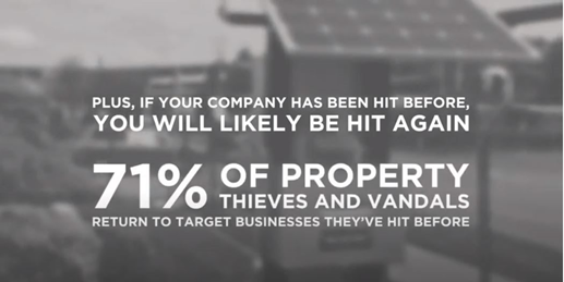 71% of Thieves Return to Target Businesses They've Hit Before